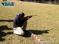 Air Rifle Shooting Team Building Exercise #airrifleshooting #teambuilding