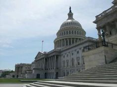 Walking to the Capital Building