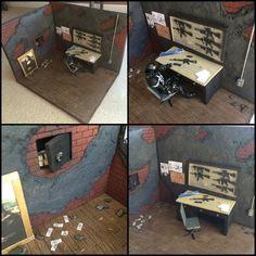 Custom 1 12 Scale Diorama Marvel Legends Custom Diorama