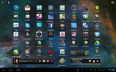 Favorite Android tablet apps - Crackle  This free, tablet-friendly app lets you stream movies and TV shows from Crackle's ad-supported video service. There are no fees for joining or using Crackle's video-on-demand service.
