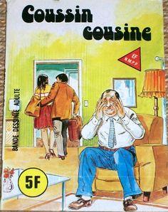 LES CORNARDS  06 Coussin Cousine