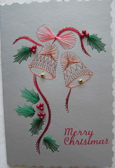 stitching cards - Google Search