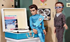 Resurrecting Gerry and Sylvia Anderson's Classic 'Thunderbirds' using original voice tracks and retro filmmaking techniques Bbc, Joe 90, Thunderbirds Are Go, Master Of Puppets, Making A Movie, Classic Series, Timeless Series, Film School, Fan Art