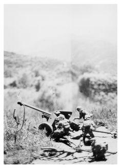 Tamiya 1.35 German 75mm Anti Tank Gun