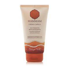 Hammam - Crema capelli nutriente rivitalizzante con polvere di Ghassoul ed estratto di Dattero (150ml)