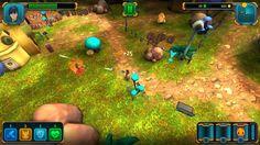 Slugterra Dark waters 3D Action RPG Offline ~ Android and IOS Gameplay