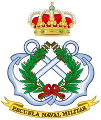 Anexo:Escudos y emblemas de las Fuerzas Armadas de España - Wikipedia, la enciclopedia libre Academia Militar, Military Academy, Spanish, Symbols, Coats, Spanish Armada, Flags, Boats, Wraps