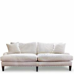 Sheldon Navy Sofa