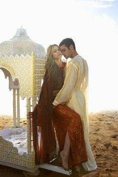 Hannah - Love Story on a Marrakech Beach (EP12) (eliminated)