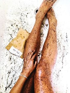 My beauty resolution is to exfoliate and moisturize! #BeautyResolutions