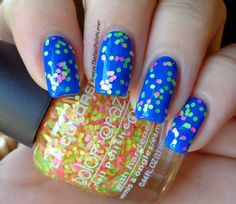 BreezyTheNailPolishLover: NEW L.A. Color Nail Polish Review and Swatches! Part 1