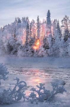winter wonderland.. Lapland, Finland | by Asko Kuittinen