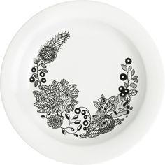 Iittala - Piilopaikka Lautanen 20 cm - store.iittala.fi Decorative Plates, New Homes, Tableware, Store, Dinnerware, Tablewares, Larger, Dishes, Place Settings