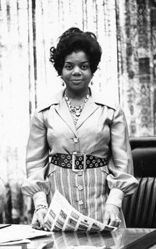 Esther Gordy was a staff member and associate of her younger brother Berry Gordy's fabled Motown label during the 1960s. She also served as president of the Motown Museum.