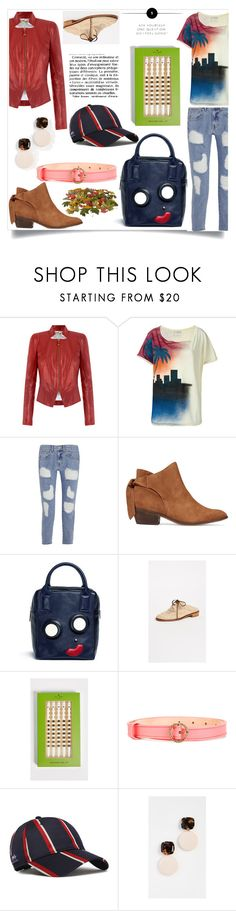"""""""Sassy stylists"""" by gloriaruth-807 ❤ liked on Polyvore featuring Steve J & Yoni P"""