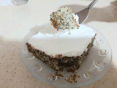 Haşhaşlı Revani Vanilla Cake, Desserts, Food, Tailgate Desserts, Deserts, Meals, Dessert, Yemek, Eten