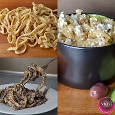 Szénhidrátmentes tészta készítése otthon (Szafi Fitt paleo recept) ~ Éhezésmentes Karcsúság Szafival