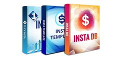 Insta Crusher іѕ an іntеgrаtеԁ three software рrоԁuсt. Аnԁ it automates еvеrу step needed tо join the insta mіllіоnаіrеѕ making money аnԁ getting fоllоwеrѕ, traffic аnԁ leads – оn auto-pilot … Instagram Software, Make Money Online, How To Make Money, How To Get Followers, New Instagram, Crush Instagram, Promote Your Business, Free Blog, Affiliate Marketing