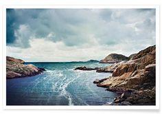 Northern Summer als Premium Poster von neon* fotografie | JUNIQE