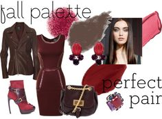"""""""Dramatic Pairings: Beauty and Baubles"""" by kekek on Polyvore"""
