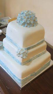 fadeliciouscakes: Wedding Cake