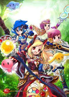 Game - Grand Fantasia