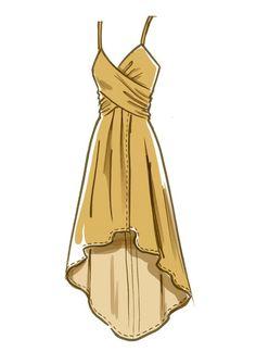 Dress Design Drawing, Dress Design Sketches, Dress Drawing, Fashion Design Drawings, Fashion Sketches, Fashion Design Sketchbook, Fashion Drawing Dresses, Fashion Illustration Dresses, Fashion Illustrations