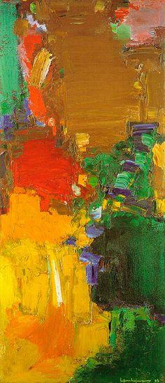 Rhapsody - Hans Hofmann