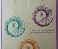 Christmas Math, Xmas, Paper Embroidery, Paper Cards, String Art, Card Stock, Card Making, Greeting Cards, Stitch