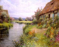 Beautiful Paintings by Louis Aston Knight photo