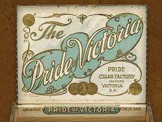 Pride of Victoria, 1897 - Union Made