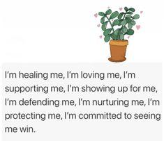 Feeling Fine, I Win, Im In Love, Self Improvement, Self Love, Prayers, Healing, Facts, Let It Be