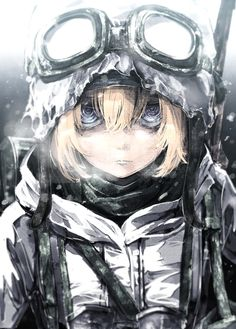 Youjo Senki / Saga of Tanya the Evil art Manga Anime, Comic Anime, Evil Anime, Manga Art, Anime Girls, Anime Art Girl, Guerra Anime, Mugiwara No Luffy, Tanya Degurechaff