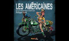 « Les Américaines » : contribuez au nouveau recueil du dessinateur Philippe (...)