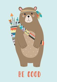 Printable Art For Your Home Office and Nursery by BlueShedPrints - kinderzimmer Nursery Prints, Nursery Wall Art, Nursery Office, Art Wall Kids, Art For Kids, Scrapbooking Image, Feather Wall Art, Woodland Animal Nursery, Superhero Room
