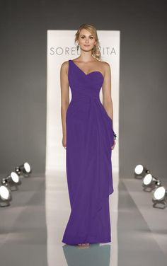 Sorella Vita dress #8201 in color: Majestic.  Sold at Dolce Bleu in Seattle.