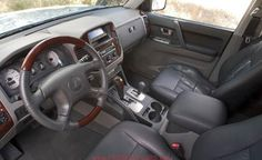 nice 2005 ford explorer xlt interior car images hd 2005 Mitsubishi Montero interior photo