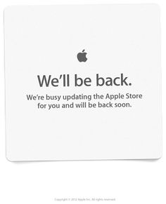 """The WWDC Keynote begins in less than an hour. The Apple Store is down. What's Apple """"Cook""""-ing up?"""