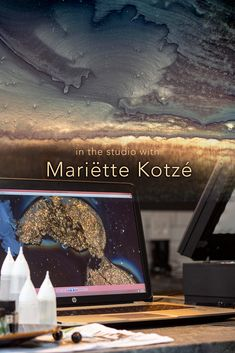 Creating Abstract Art using a scanner and ink : Mariëtte Kotzé shows us her process of Scanography. Earth Texture, Alternative Photography, Ink Wash, Show Us, Wassily Kandinsky, Pigment Ink, Online Work, Online Art Gallery, Art School
