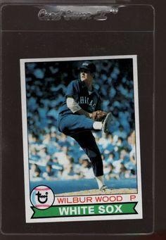 1979 Topps Wilbur Wood