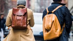 Six Ways To Wear A Backpack | A Gentleman's Guide | The Journal | Issue 286 | 14 September 2016 | MR PORTER