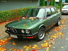All sizes | BMW E28 520 i | Flickr - Photo Sharing!