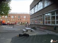 Picknickset Standaard bij School het Kompas in Rotterdam