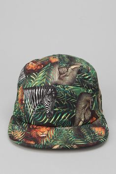 New take on the safari hat. #urbanoutfitters