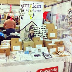 imakin at Swan Market (December 2014, Rotterdam, The Netherlands)
