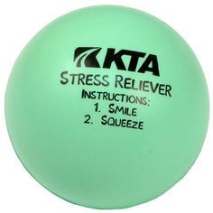 Relieve some stress with Custom Stress Balls is Grayed Jade.