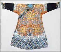 Imperial Dragon robe.