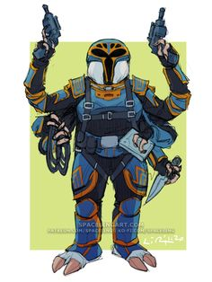 [COMM] Tor'larach by SpacelingArt on DeviantArt Star Wars Characters Pictures, Star Wars Pictures, Character Portraits, Character Art, Character Design, Armor Concept, Concept Art, Star Wars Bounty Hunter, Mandalorian Armor