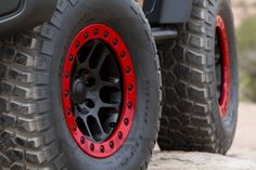 Wheel, 17 inch - True BeadLock - 77072326AB | Mopar