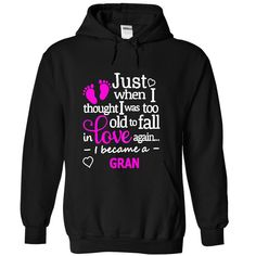 Limited Edition-Proud Gran